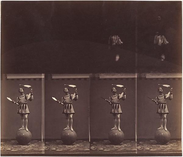 The Juggler Manoel