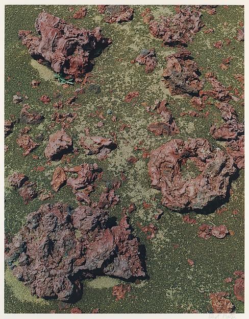 Pyroclastic Lava, Hitardalur, Eastern Snaefellsnes, Iceland