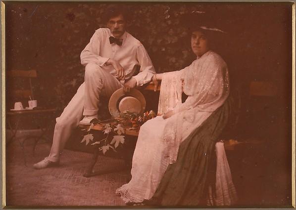 Stieglitz and Emmy