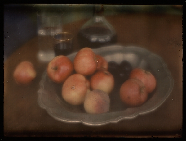 [Still Life with Apples]