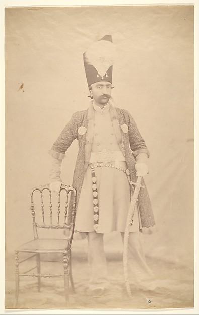 Nasr ed-din Shah
