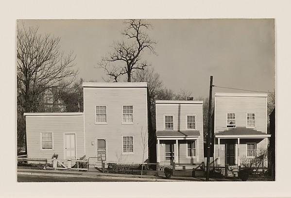 Frame Houses in Virginia