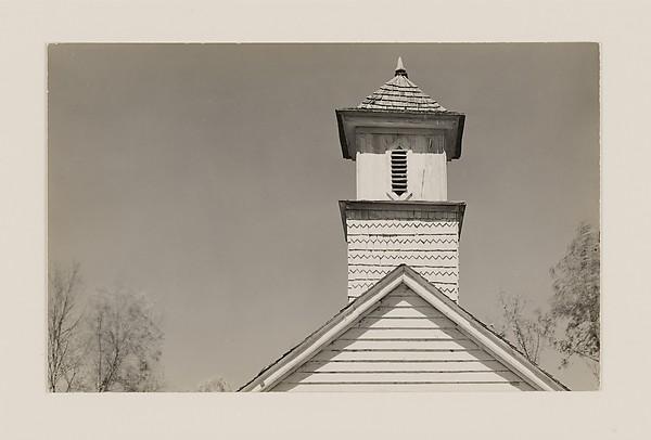 "[Detail of ""Negro Church, South Carolina""]"