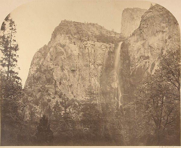 Pohono, Bridal Veil, 900 Feet, Yosemite