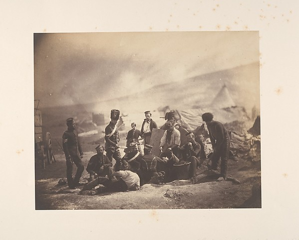 Cooking House of the 8th Hussars
