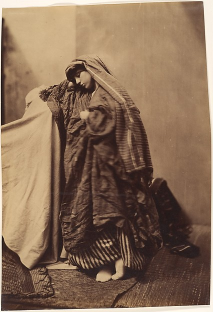 [Orientalist Study of a Woman]