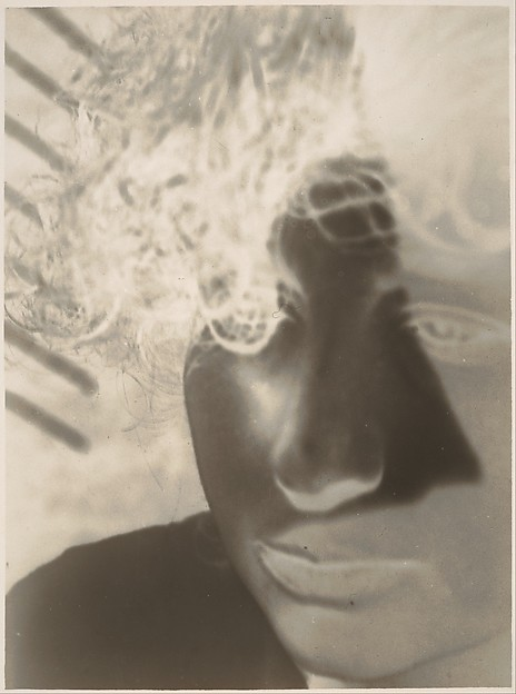 [Lucia Moholy; Negative Print]