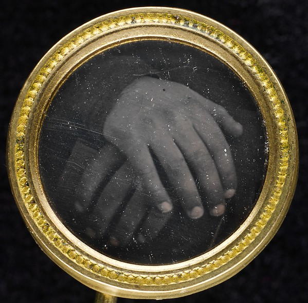 This is What Unknown and [Button] Looked Like  in 1840
