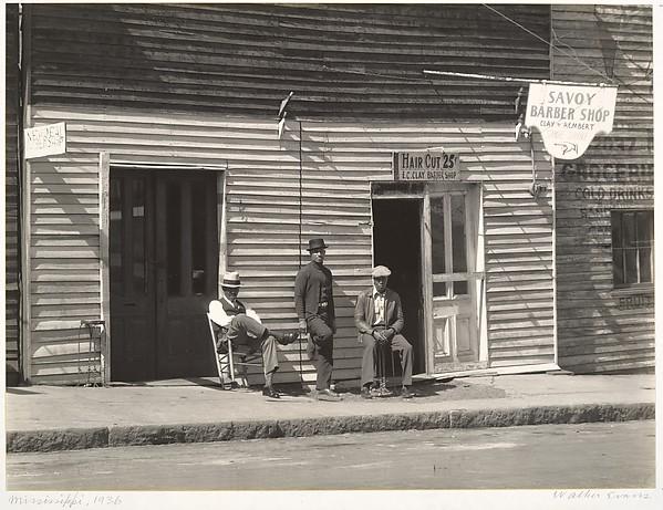 [Barber Shops, Vicksburg, Mississippi]