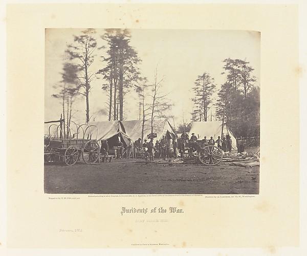 Gardner's Photographic Sketchbook of the War, Volume 2