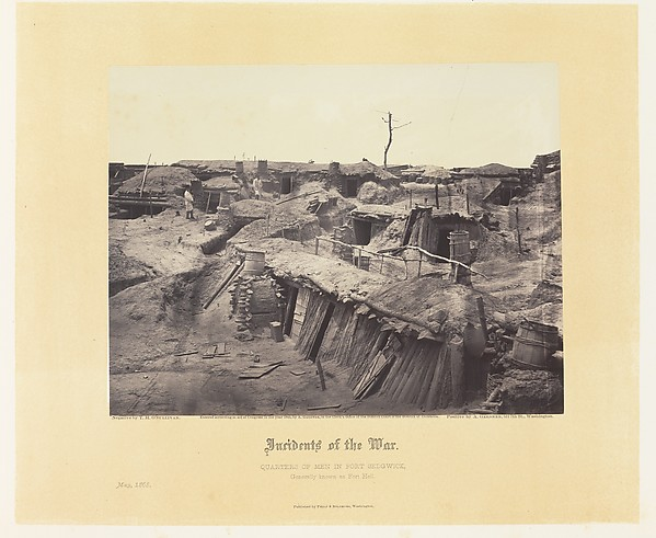 Gardner's Photographic Sketchbook of the War, Volume 2