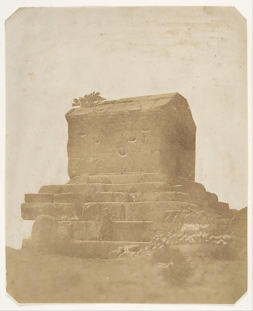 Tombe de Ciro a Morgab