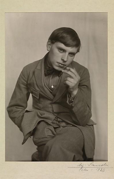 Der Maler Gottfried Brockmann