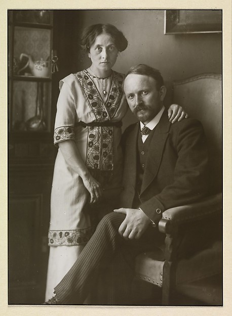 August and Anne Sander