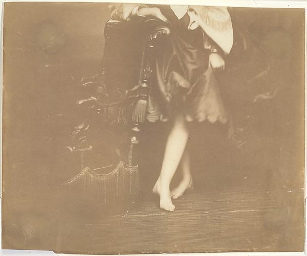 [Study of Legs]