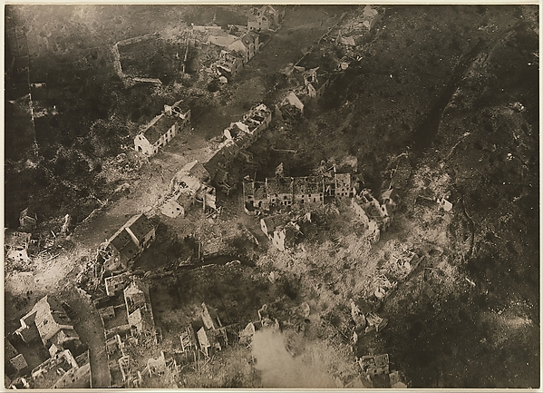 Vaux #2, After Attack