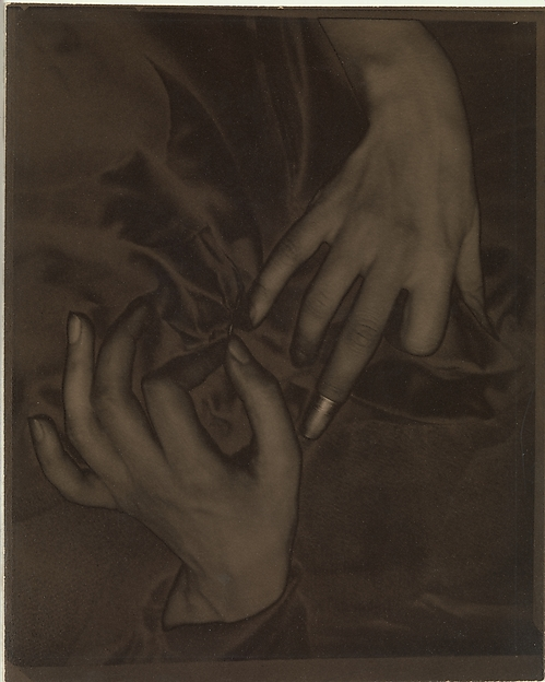 Georgia O'Keeffe – Hands and Thimble