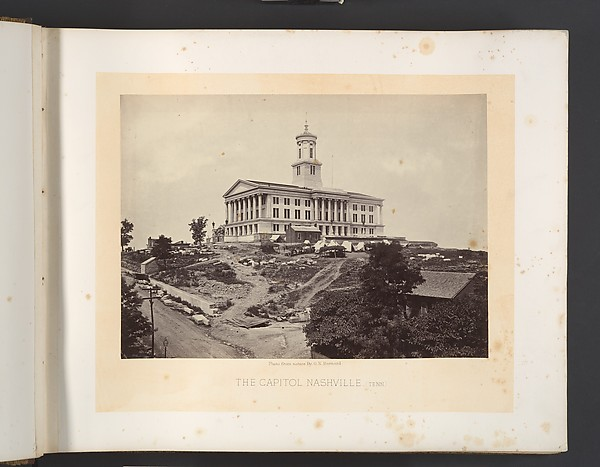 The Capitol, Nashville, Tennessee