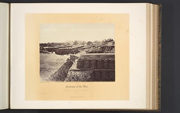 Gardner's Photographic Sketchbook of the War, Volume 1