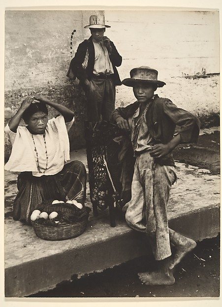 [Fruit and Vegetable Sellers, Guatemala]