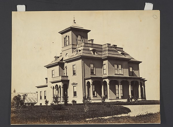 [Victorian House]