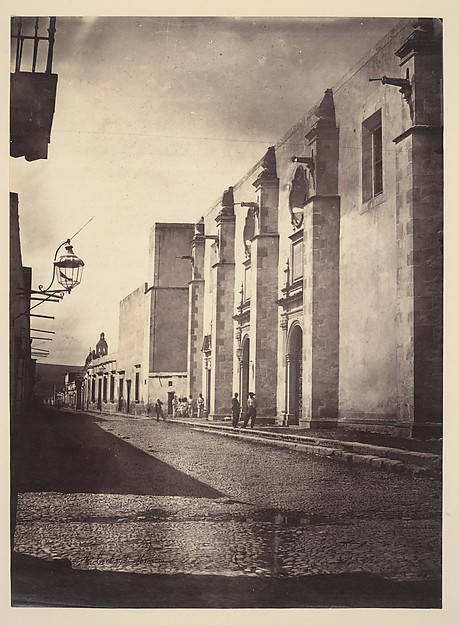 [The Scene of the Execution of  Emperor Maximilian I of Mexico]