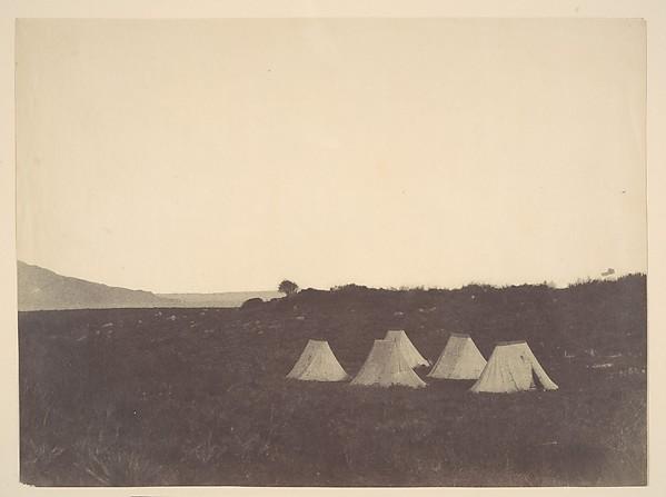 [Tents, Algeria]