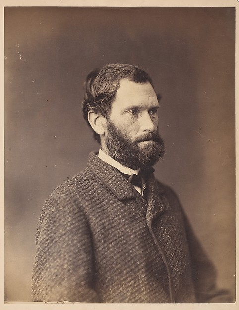 [Bearded Man in Tweed Jacket]