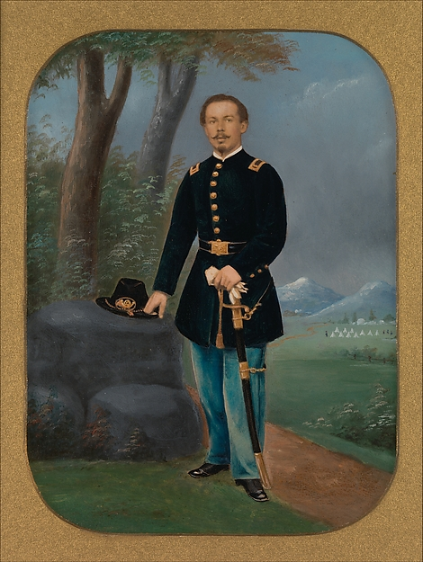 [Union Army Officer]