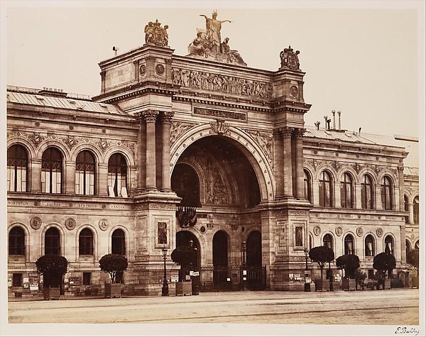 Palais de l'Industrie