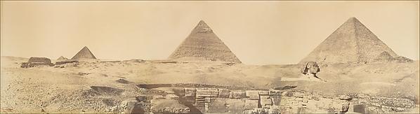 Pyramides de Gizèh