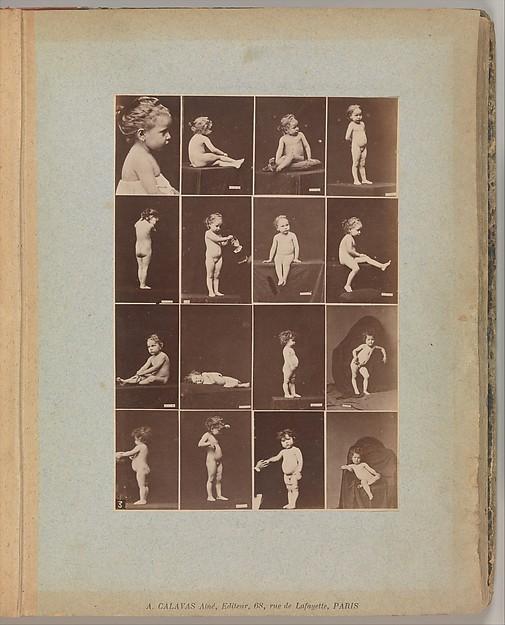 Album d'Études–Poses