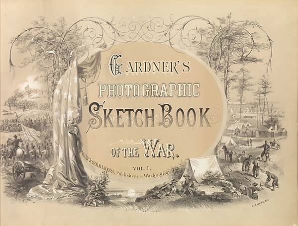 Gardner's Photographic Sketchbook of the War, Volume 1