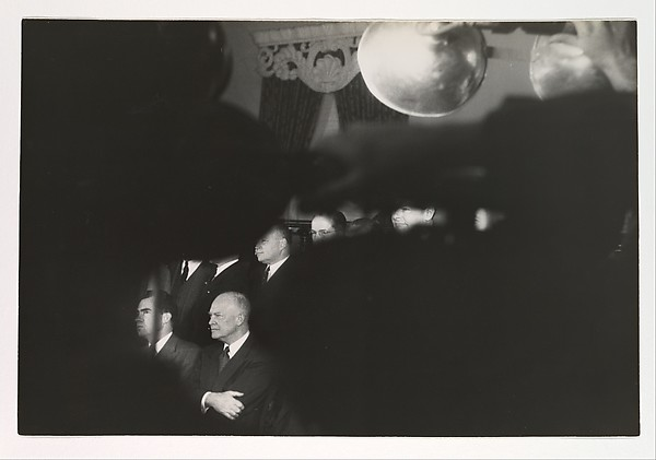 Eisenhower-Nixon Press Conference