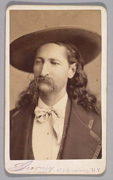 "James B. ""Wild Bill"" Hickock"