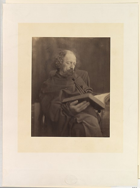Tennyson Reading