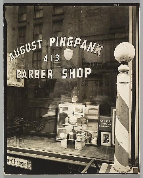 Pingpank Barbershop, 413 Bleecker Street, Manhattan