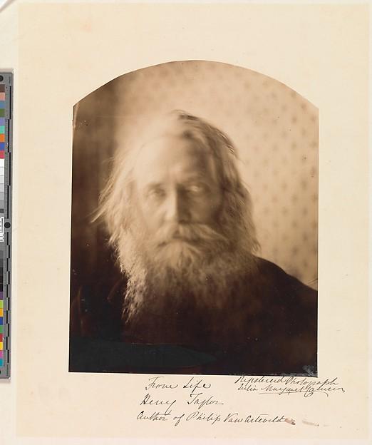 """Henry Taylor. Author of """"Philip Van Artevelde"""""""