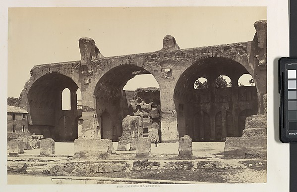 [Basilica of Maxentius and Constantine, Rome]