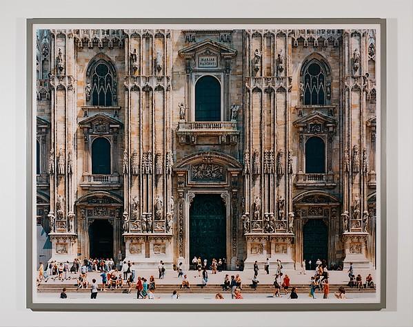 Milan Cathedral (façade), Milan