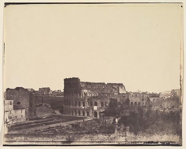 [Colosseum, Rome]
