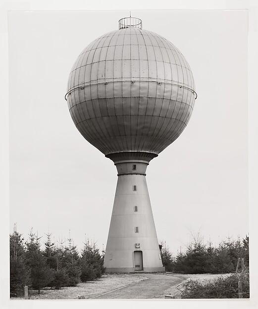 Water Tower, Verviers, Belgium