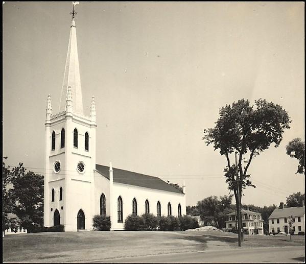 [Gothic Revival Church, Ipswich, Massachusetts]