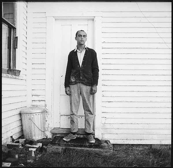 [12 Portraits of Robert LaHotan, Cranberry Island, Maine]