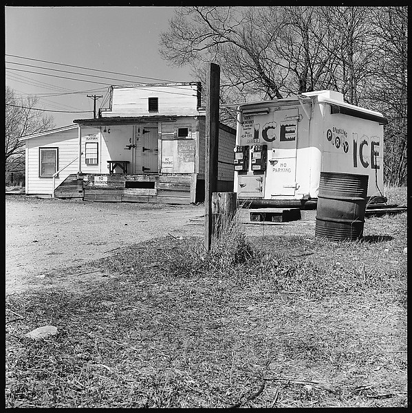 [12 Views of Shack and Ice Machine, Old Lyme, Connecticut]
