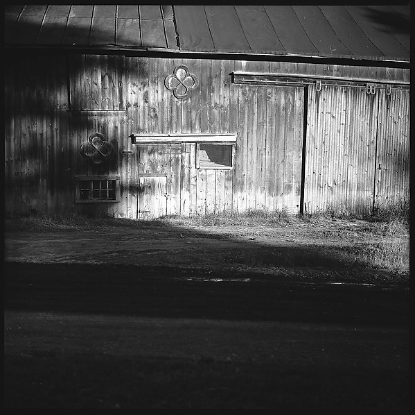[8 Exterior Details of a Barn]