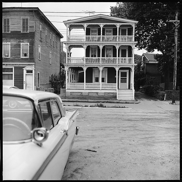 [56 Exterior Views of Hotels, Cape May, New Jersey]