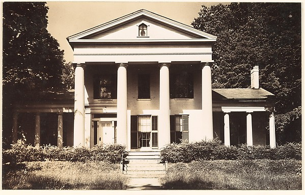 [Greek Revival House, Haydenville, Massachusetts]