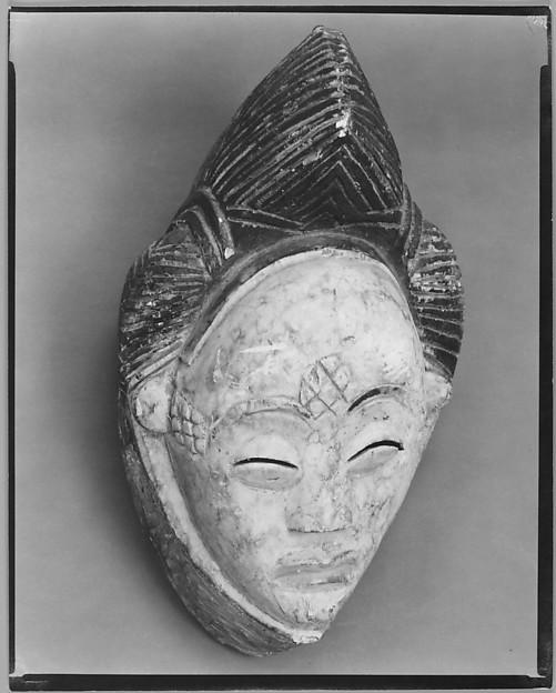 [Mask, French Congo]