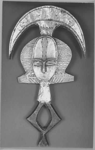 [Ancestor Figure, Gabon]